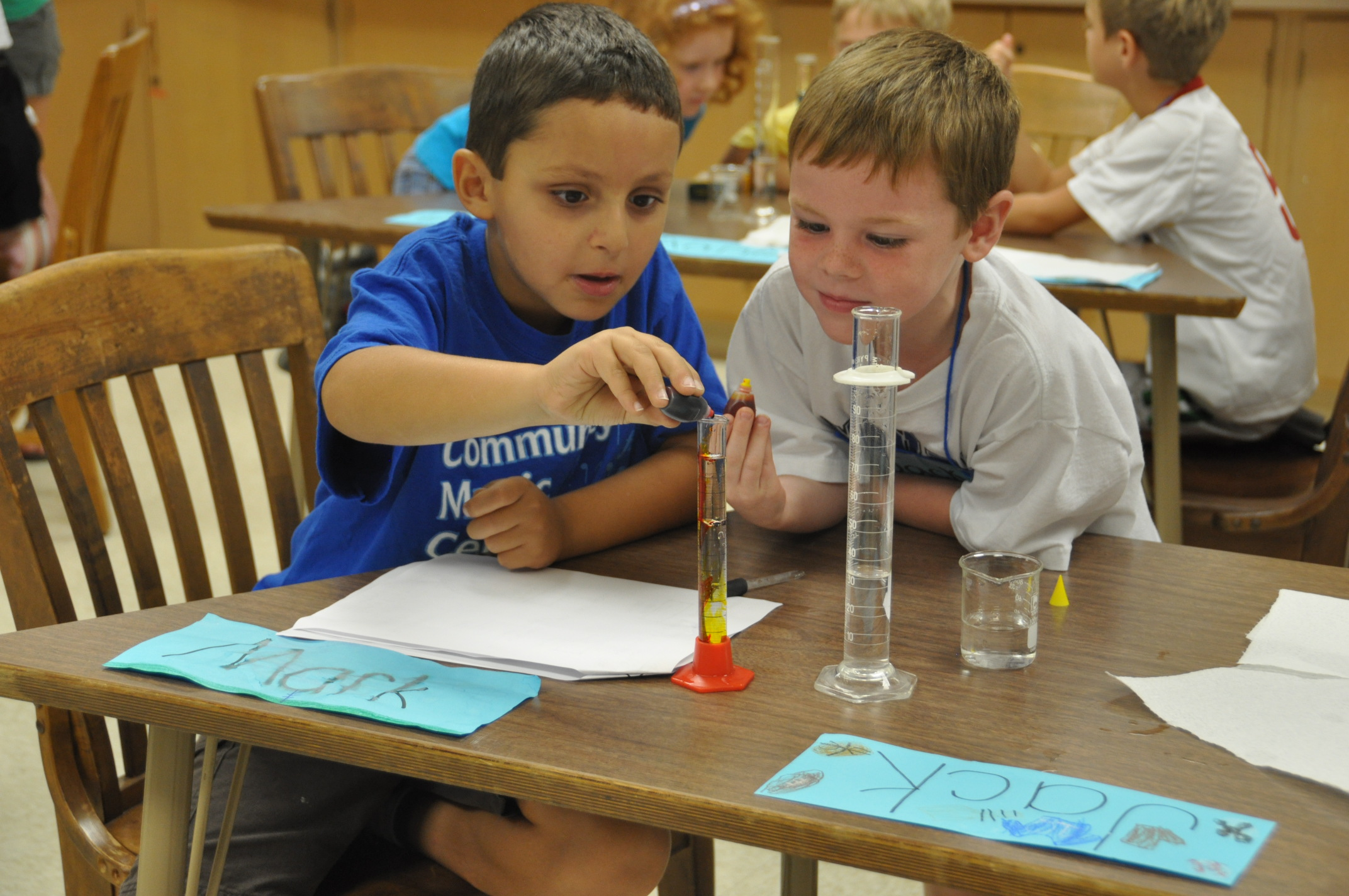 Kids Science Camp